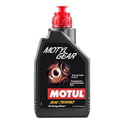MOTYLGEAR  75W90  GL5 1L