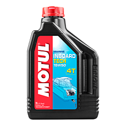 INBOARD TECH 4-STROKE OIL 15W50
