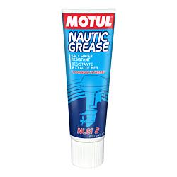 NAUTIC GREASE BLUE, WATERPROOF