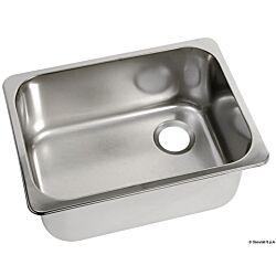Stainless Steel Rectangular Sink