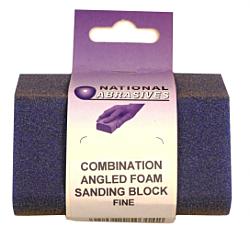 Foam Sanding BlockCombinationFine