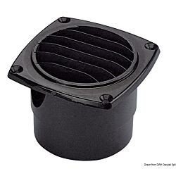 ABS Hose Vent with Collar