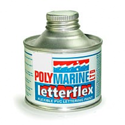 PVC 'Letterflex' - 125ml White