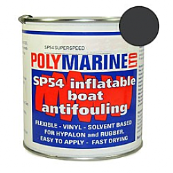 SP54 Hypalon Antifoul black 1L
