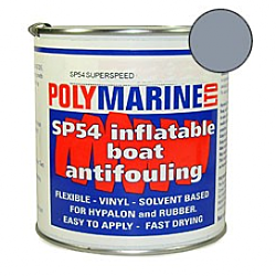 Hypalon Antifouling (SP54) - 1 Ltr Grey