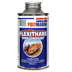 Flexithane Hypalon Paint - 500ml Grey
