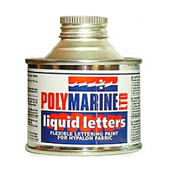 PVC 'Letterflex' - 125ml Grey
