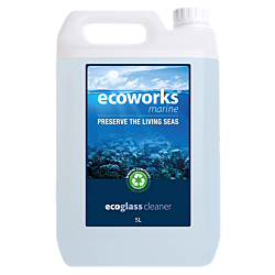 ECOWORKS Marine Glass & Chrome Cleaner