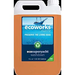 ECOWORKS Marine Superyacht Washdown