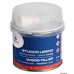 Filler Bicomponent Wood Coloured 150ml