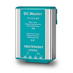 DC Master 12/12-6 (Isolated)