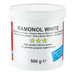 Ramonol White Grease 500g Tub