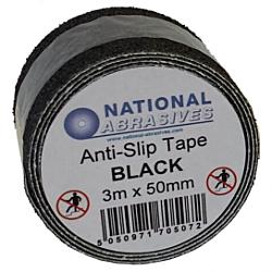 Anti-Slip Tape 50mm x 25m Black
