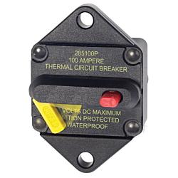 285-Series Circuit Breaker - Panel Mount-100A