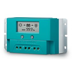 Solar ChargeMaster charge controller SCM20 PWM