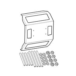 IDMK S15R - In-Dash Mounting Kit SOLIX 15 Models REINFORCED