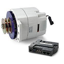 Alpha Alternator 24/150, incl. Alpha Pro III charge regulator
