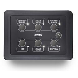 CZone Waterproof Keypad (landscape)