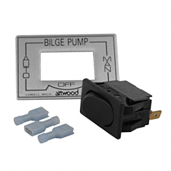 3-Way Switch For Bilge Pumps (Skin Pack)