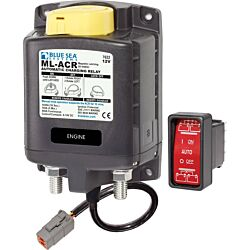 ML-ACR Automatic Charging Relay Manual 12V