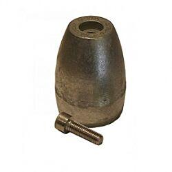 Magnesium Engine Anode Mercury/Mercruiser (2004+) Bravo 3 Prop Nut Anode