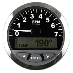 NMEA 2000® Tachometer with LCD