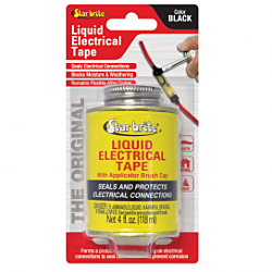 Liquid Electrical Tape 118ml Black