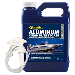 Ultimate Aluminum Cleaner/Restorer 1.89ltr