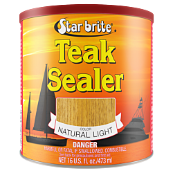 Star brite Tropical Teak Oil/Sealer Light