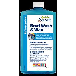 Sea Safe® Wash & Wax 1L