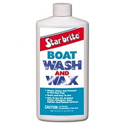 Boat Wash & Wax 500ml