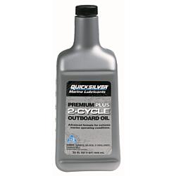 Quicksilver Premium Plus TCW/3 2-Stroke Oil 1 ltr