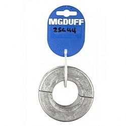 Zinc Shaft Collar Anode To Suit Shaft Dia 1 3/4