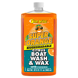 Super Orange Citrus Boat Wash & Wax