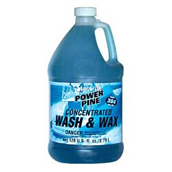 Star brite Power Pine Wash & Wax Gal. 3.8ltr