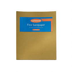 10 Pack Assorted Sandpaper