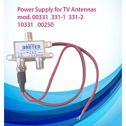 POWER SUPPLY FOR TV -DVBT. ANTENNAS
