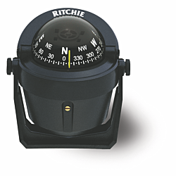 "Ritchie Explorer™ B-51, 2¾"" Dial Bracket Mount - Black"