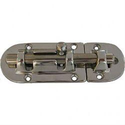 Barrel bolt AISI316 3-5/8x1-1/2