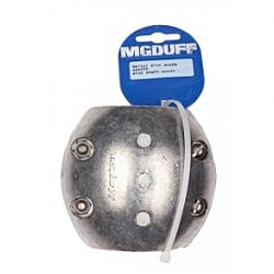 Zinc Ball Shaft Anode To Suit Dia 2 1/2