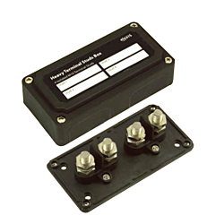 Heavy-Duty Modular Design Terminal Studs with Insulation Partition