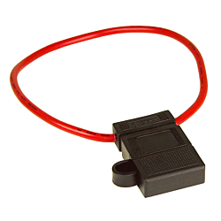 Water-resistant In-Line Fuse Holder for ATP / ATC / ATO Fuse