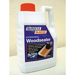 Burgess Marine Woodsealer 500ml