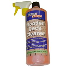Burgess Marine Wooden Deck Cleaner 1 ltr