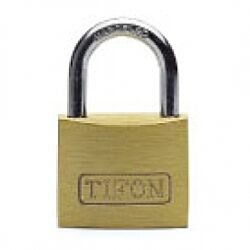40mm brass padlock AISI 304 Hardened Shackle