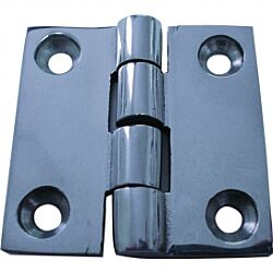 Butt Hinge - S/Steel 2 x2