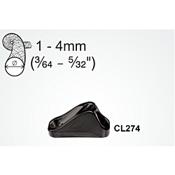 Clamcleat Open Micros (Pk Size: Set Of 2 )