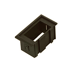 Mounting Panels for C-7 Switches-Mounting Panel End