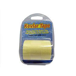 1.5m x 50mm - Gold Kevlar - Extra Heavy Duty Sail Repair Tape