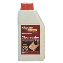 Burgess Marine Clearsealer 500ml